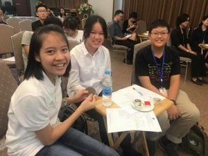 Kmids students at Mahidol