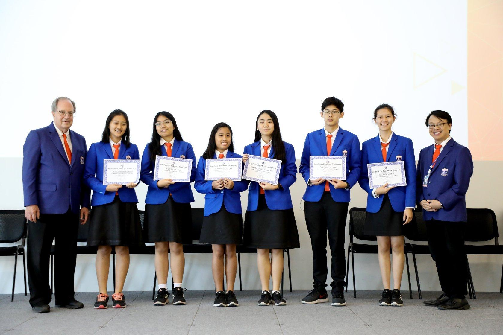 KMIDS Academic Awards