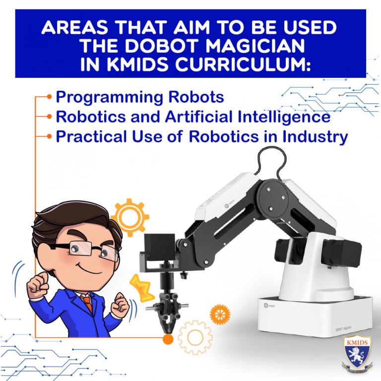 Coding & Robotics @ KMIDS - KMIDS