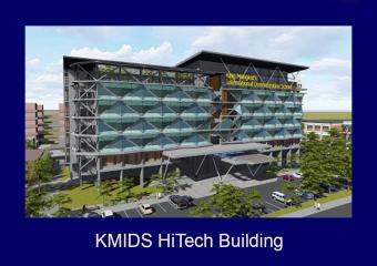 KMIDS New HiTech Building Perspective