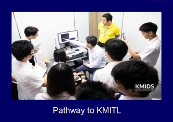 Pathway to KMITL