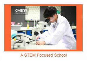 A STEM Focused School