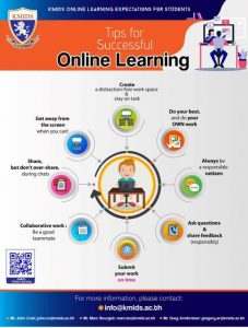 Successful Tips for Online Learning at KMIDS