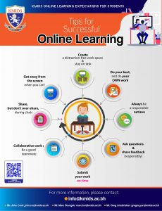 Online Learning at KMIDS