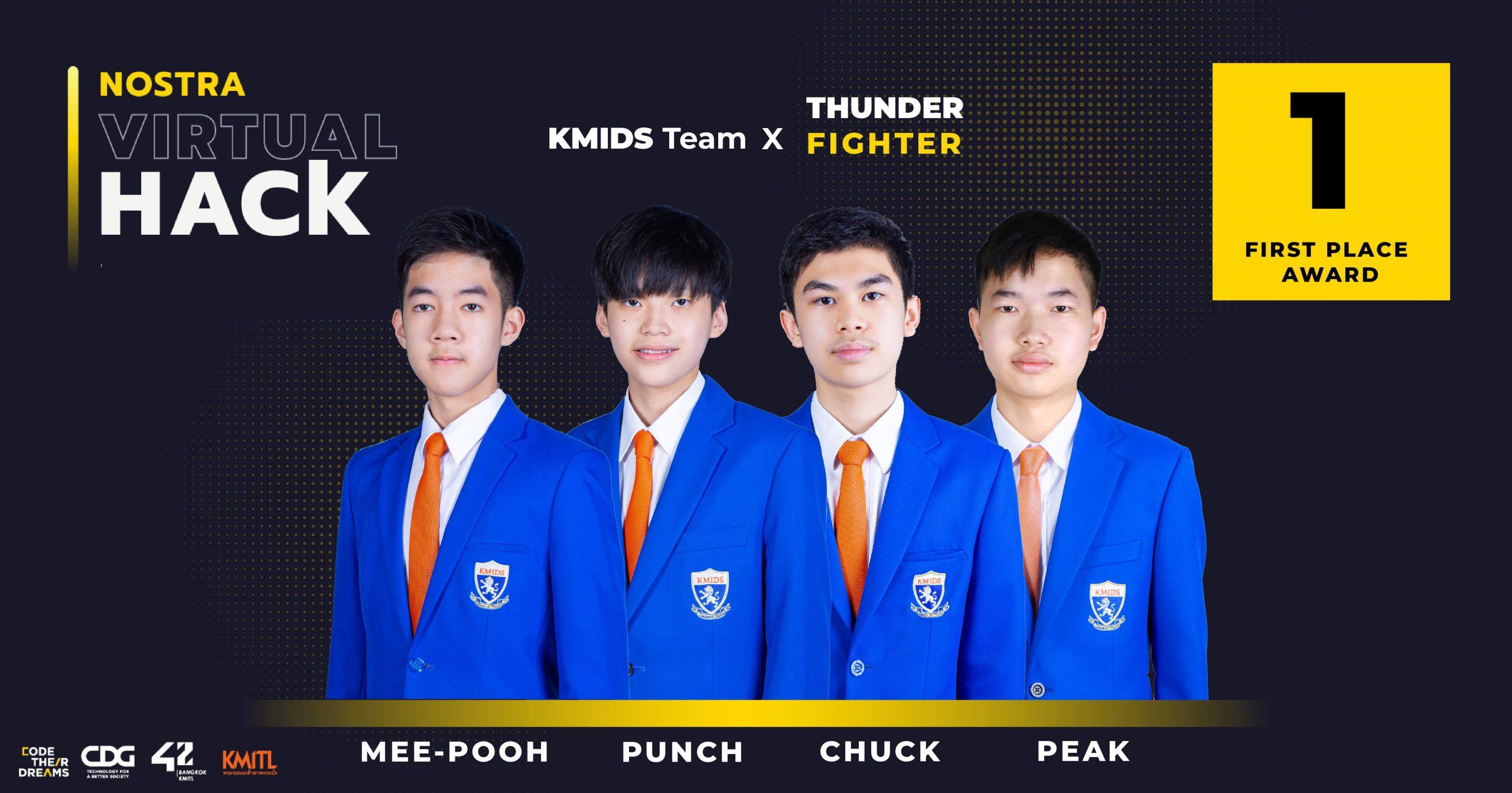 THUNDER FIGHTER 02-01