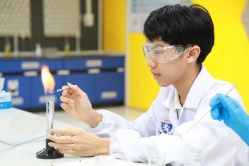 KMIDS Science Lab 7