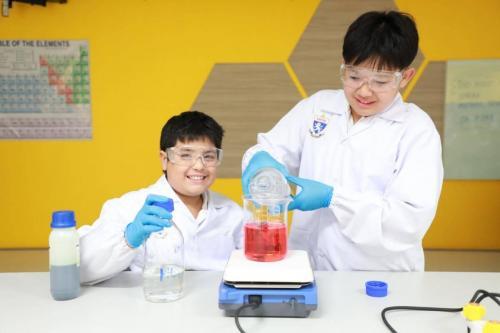 KMIDS Science Lab 6