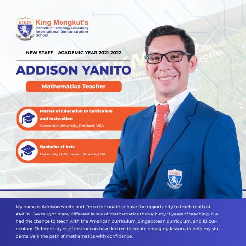 Addison Yanito