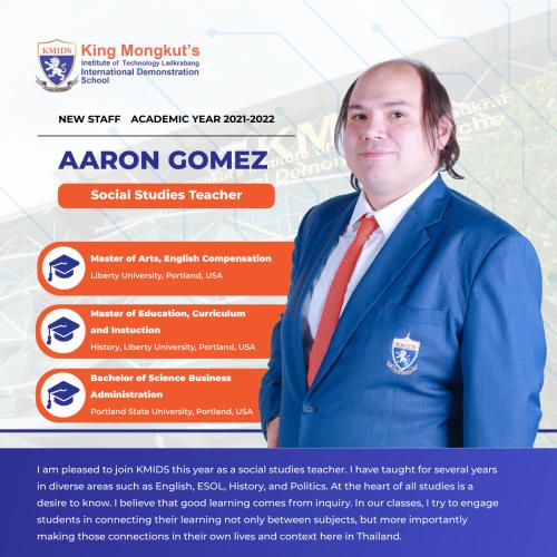 Aaron Gomez