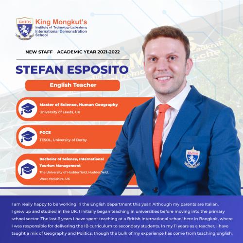 Stefan Esposito
